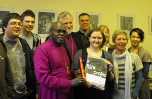 archbishop-of-york-at-the-light-project-given-gifts